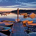 Pamet Harbor by Susan Cole Kelly