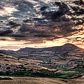 Panoramic Sunset by Andrea Barbieri