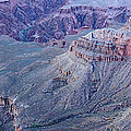 Panoramic View Of The Grand Canyon by Jeff Rose