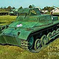Panzer I Ausf. B by Tommy Anderson