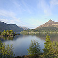 Pap Of Glencoe by Pat Speirs
