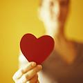 Paper Heart by Cristina Pedrazzini