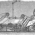 Paper Machine, C1880 by Granger