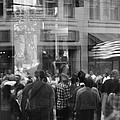 Parade Crowd Reflected by Eric Tressler