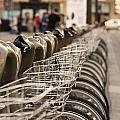 Paris Bikes by Igor Kislev