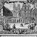 Paris: Catholic Procession by Granger