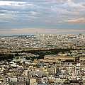 Paris City View by Ivy Ho