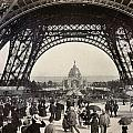 Paris Exposition, 1889 by Granger