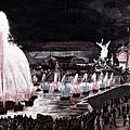 Paris: Fountains, 1889 by Granger