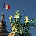 Paris Horse Statue by Brian Jannsen