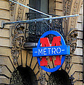 Paris Metro 5 by Andrew Fare