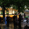 Paris Musicians by Andrew Fare