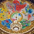Paris Opera House II by Jon Berghoff