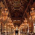 Paris Opera House Vi by Jon Berghoff