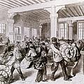 Paris: Pawnbroker, 1868 by Granger