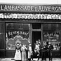 Paris: Restaurant, C1900 by Granger