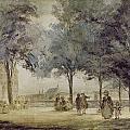 Paris: Tuilerie Gardens by Granger