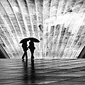 Paris Umbrella by Nina Papiorek
