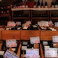Paris Wine Shop by Andrew Fare