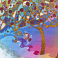 Park Guell. General Impression. by Kate Krivoshey