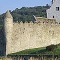 Parkes Castle,co Sligo,irelandpanoramic by The Irish Image Collection