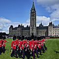 Parliament Building Ottawa Canada  by Garry Gay