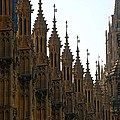 Parliament's Spires by Eric Tressler