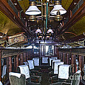 Parlor Car - Artistic by Tim Mulina