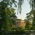 Parthenon At Nashville Tennessee 12 by Douglas Barnett