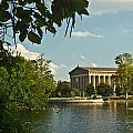 Parthenon At Nashville Tennessee 2 by Douglas Barnett