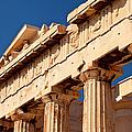 Parthenon by Brian Jannsen