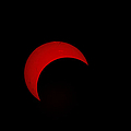 Partial Solar Eclipse by Phillip Jones