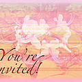Party Invitation - General - Wild Azalea Blossoms by Mother Nature