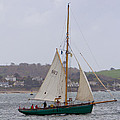 Passing St Mawes by Brian Roscorla