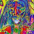 Pastel Man 16 by Bill Davis