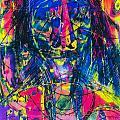 Pastel Man 17 by Bill Davis