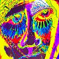 Pastel Man 19 by Bill Davis