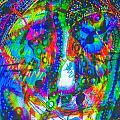 Pastel Man 21 by Bill Davis