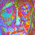 Pastel Man 22 by Bill Davis