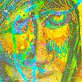 Pastel Man 27 by Bill Davis