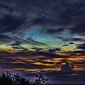 Pastel Sky by Douglas Barnard