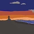 Pastel Sunset by Mark Stidham