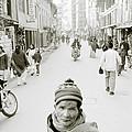 Patan In Kathmandu by Shaun Higson