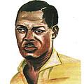 Patrice Lumumba by Emmanuel Baliyanga