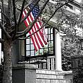 Patriot Porch by Dan Stone