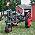 Patriotic Farmall by Guy Whiteley