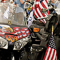 Patriotism Rides by Paul Mangold