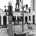 Paul Bunyan Atop Gas Station, Bemidji by Everett