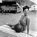 Paulette Goddard, 1943 by Everett