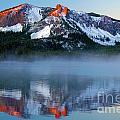 Paulina Peak Reflections by Adam Jewell